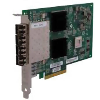 Q-Logic 2500 Series QLE2564 Quad Port PCIe to 8 Gbps Fibre Channel Adapter