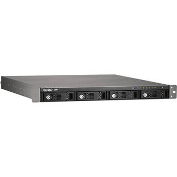 Qnap VS-4008U Pro VioStor NVR (8-channel, 4-bay)