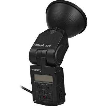 Quantum Q Flash Model X5DR Flash Head 200-400 W/S