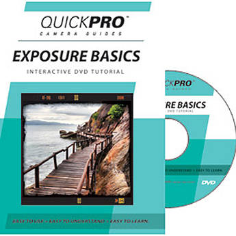 QuickPro Training DVD: Exposure Basics