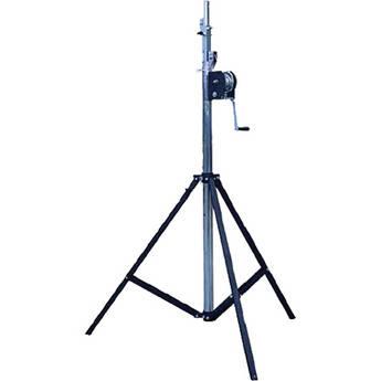 QuikLok SLS-13 Heavy-Duty Steel Crank-Up Lighting / Truss Stand (13')