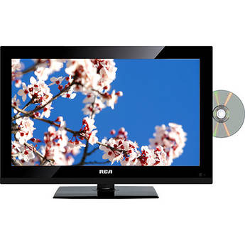 """RCA DECK185R 18.5"""" LED HDTV With DVD Player"""