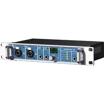 RME Fireface UC - 36 Channel USB Audio/MIDI Interface (Mac & Windows)