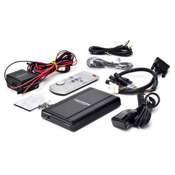 Rear View Safety Inc RVS-870N 4-Channel Mini Mobile DVR