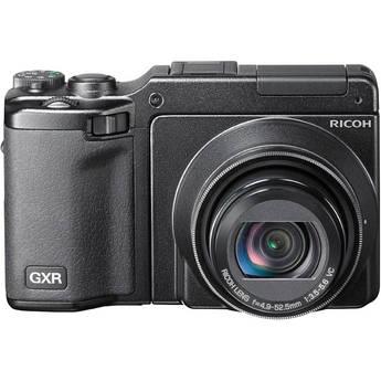 Ricoh GXR + P10 Kit