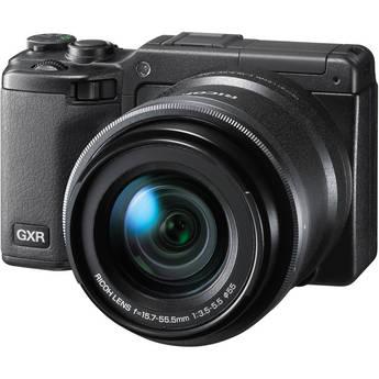 Ricoh GXR Digital Camera w/ A16 24-85mm f/3.5-5.5 Lens Kit