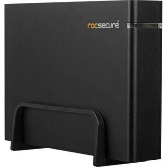 Rocstor 2TB Commander 3F7 Encrypted Desktop / Mobile Hard Drive/ USB 3.0 / FireWire 800