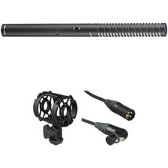 Rode NTG-2 Kit with Shock Mount and XLR Cable
