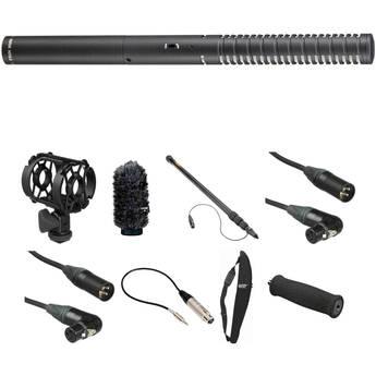 Rode NTG-2 Complete Shotgun Microphone HDSLR Kit