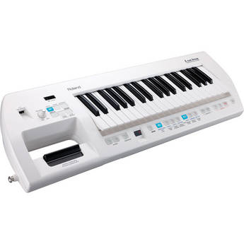 Roland Lucina AX-09 Synthesizer Keyboard (Pearl White)