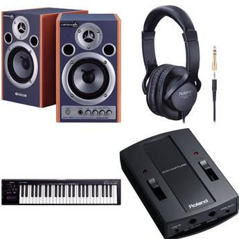 Roland Music Lab Pak - DAW Control and Monitoring Bundle