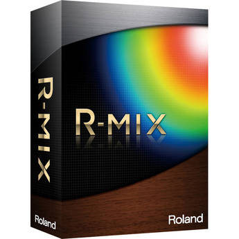 Roland R-MIX Audio Processing Software