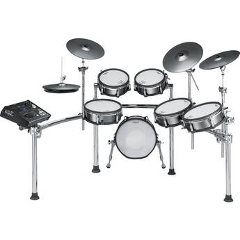Roland TD-30KV V-Pro Electronic Drum Set with MDS-25 Stand