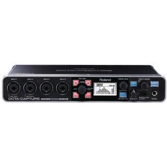 Roland OCTA-CAPTURE UA-1010 - High Speed USB Audio Interface