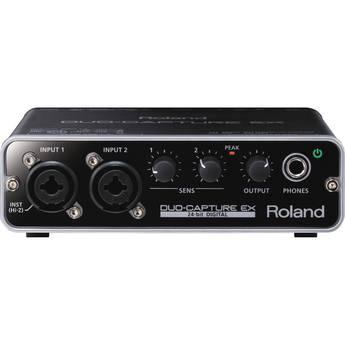 Roland UA-22 DUO-CAPTURE EX - USB Interface