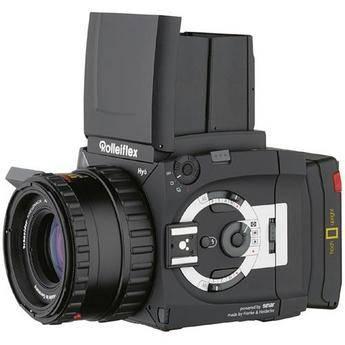Rollei Hy6 Medium Format SLR Autofocus Camera Body