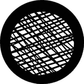 Rosco Steel Gobo #7710 - Fine Mesh