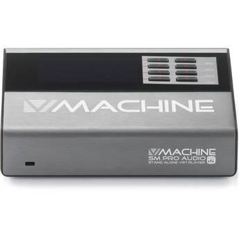 SM Pro Audio V-Machine Desktop VST/VSTi Plug-In Player