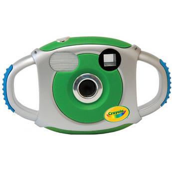 Sakar Crayola Kidz Digital Camera (Green)