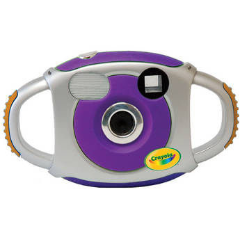 Sakar Crayola Kidz Digital Camera (Purple)