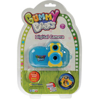 Sakar Gummy Bears Digital Camera