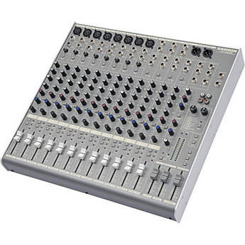 Samson MDR1688 - 16 Channel Audio Mixer