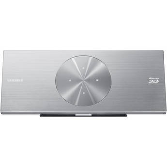 Samsung BD-D7500 Blu-ray Disc Player (Brushed Aluminum)