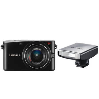 Samsung NX100 14.6 Megapixel Interchangeable Lens Digital Camera