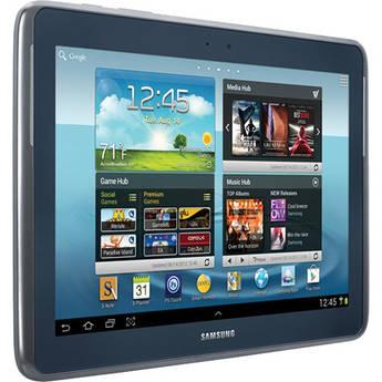 "Samsung 16GB Galaxy Note 10.1"" Tablet (Deep Gray)"