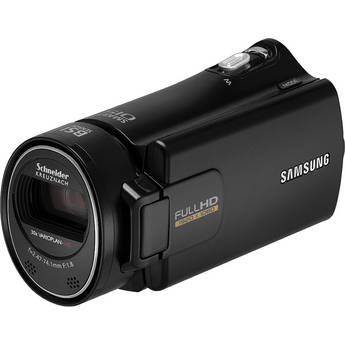 Samsung HMX-H304 Full HD 16GB Camcorder (Black)
