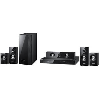 Samsung HT-C5500 5.1 Channel Blu-ray Home Theater System