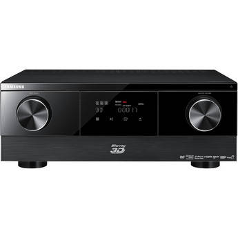 Samsung HW-D7000 A/V Receiver With Built-in Blu-ray Disc Player