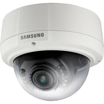 Samsung SNV-1080R VGA Vandal-Resistant Network IR Dome Camera