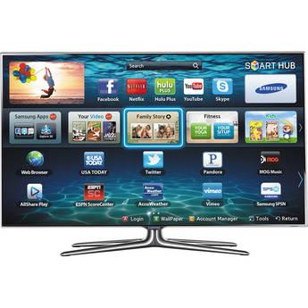 "Samsung UN60ES7100 60"" Slim 3D LED HDTV"