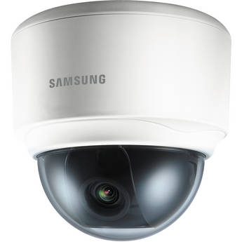 Samsung SND-3082 4 CIF WDR Network Dome Camera (NTSC)