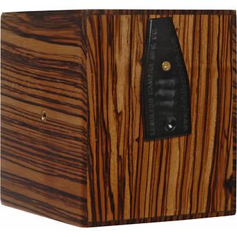 "Lensless 4 x 5"" Pinhole Camera (Zebra Wood)"