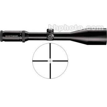 Schmidt & Bender 2.5-10x56 Classic Riflescope with #8 Reticle