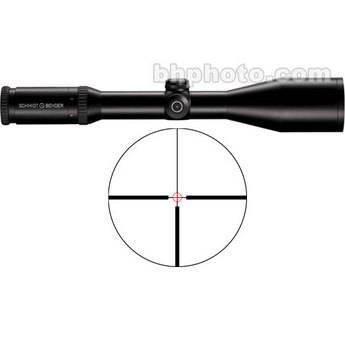Schmidt & Bender 2.5-10x56 Classic Riflescope with L9 Illuminated Reticle