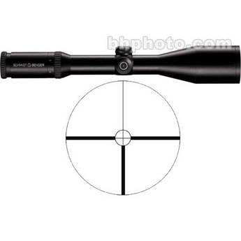 Schmidt & Bender 3-12x50 Classic  Riflescope with #9 Reticle