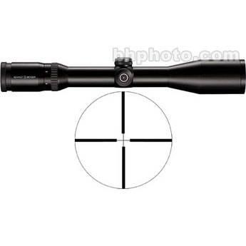 Schmidt & Bender 3-12x42 Classic  Riflescope with #8 Reticle
