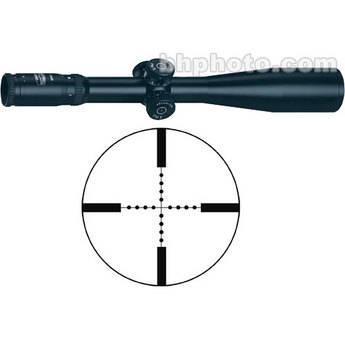 Schmidt & Bender 4-16x50 Police Marksman II LP Riflescope with P3 Reticle