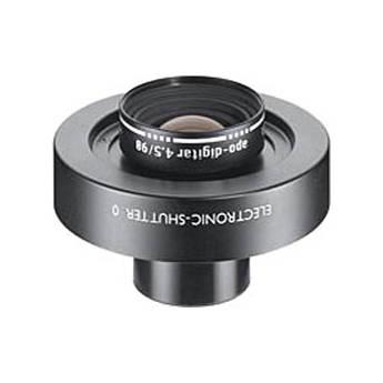 Schneider 90mm f/4.5 Apo Digitar N Lens w/ Schneider Electronic Shutter