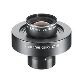 Schneider 120mm f/5.6 Apo Digitar M Lens w/ Schneider Electronic Shutter