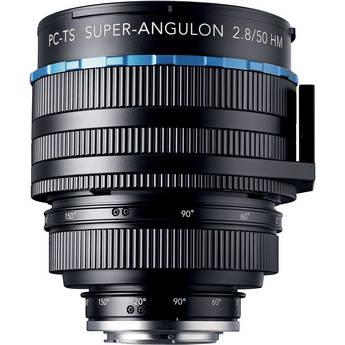 Schneider PC TS Super-Angulon 50mm f/2.8 Lens (For Pentax)