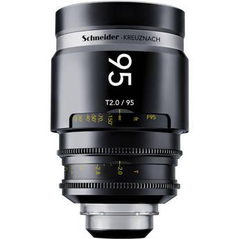 Schneider 1072030 CINE-XENAR III Lens (95mm, PL-Mount)