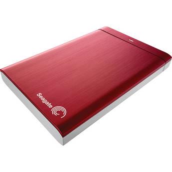 Seagate 1TB Backup Plus Portable Drive USB 3.0 (Red)