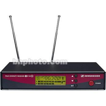 Sennheiser Wireless Receiver : sennheiser em100g2a wireless receiver em100g2 nt a b h photo ~ Hamham.info Haus und Dekorationen