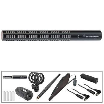 Sennheiser ME66 Shotgun Microphone Basic Kit (Custom)