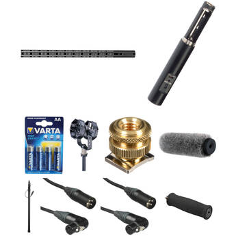 Sennheiser ME67/K6 - Shotgun Microphone Basic Kit