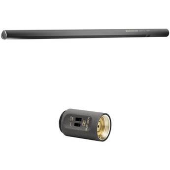 Sennheiser MKH 8070 Shotgun Microphone and Filter Module Kit